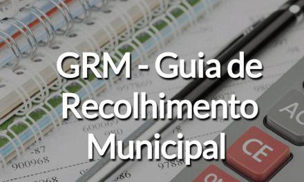 O que é a Guia de Recolhimento Municipal?