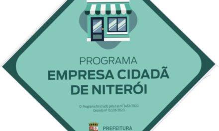 Prefeitura de Niterói prorroga Empresa Cidadã até dezembro