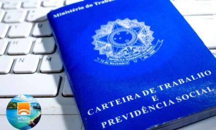 Programas econômicos impulsionam saldo positivo de empregos em Niterói