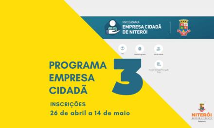 Prefeitura abre inscrições para novas empresas no programa Empresa Cidadã