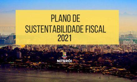 Plano de Sustentabilidade Fiscal 2021